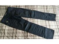 mens jack and jones jeans size 28W/32L