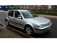 2003 vw golf mk4 1.4l match 5dr Manual volkswagen not gti tdi r32
