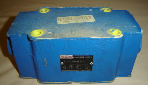 REXROTH R900328798 PILOT OPERATED CHECK VALVE SANDWHICH PLATE NEW