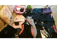 large amount gym lot size 14-16 lady