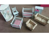 Dolls house furnutre