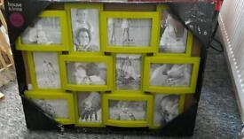 Brand new multiphoto frame