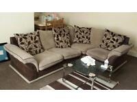 Luxury corner corner suite