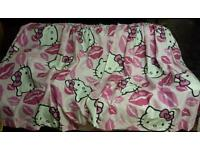 Hello Kitty Curtains