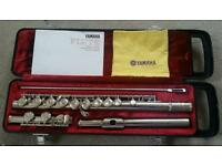 Flute with Case - Yamaha (Good working condition)
