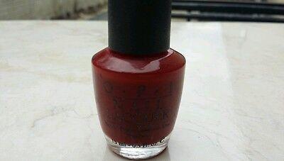 OPI RED, RED RHINE (NL E01)