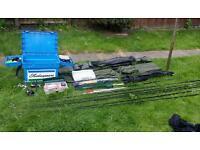 Full fishing set up