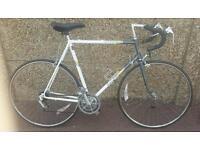 Raleigh Equipe racing bike