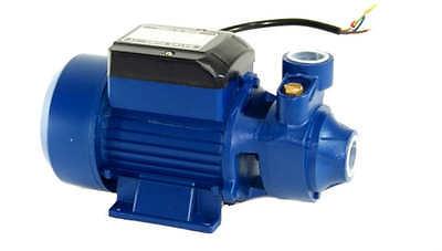 12 Hp Electric Water Pump Pool Farm Pond Centrifugal Biodiesel