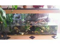 440L Aquarium/ vivarium
