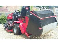Westwood T1600 ride on mower lawn garden tractor 16HP