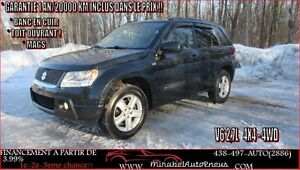 2006 Suzuki Grand Vitara GARANTIE 1 AN * 4X4-4WD Luxury
