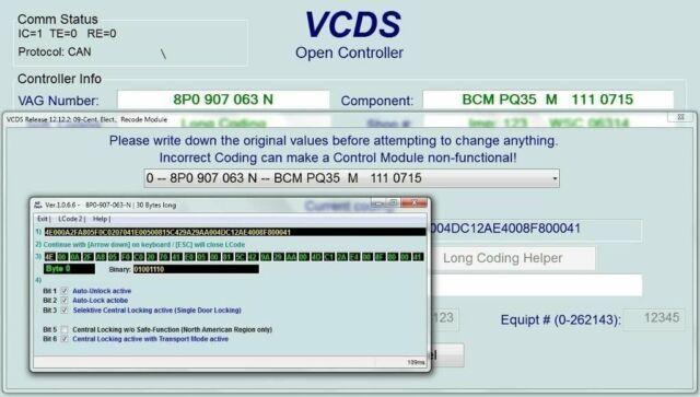 Vw Bcm Coding