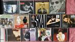Lot Albums Cd's Jazz - Italiaans - Frans - Ska- Pop