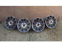 "BMW Style 269m wheels 18"" Genuine"