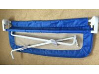 Blue Mothercare Infant Bed Guard