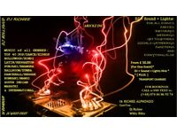 Surrey DJ HIRE ( SOUND & LIGHTS ) [ From* £ 50 for 1 WHOLE EVENT ] @ Counties Around