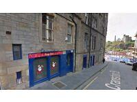 Shop Premises To Let, 3-5 Cranston Street, Edinburgh, EH8.