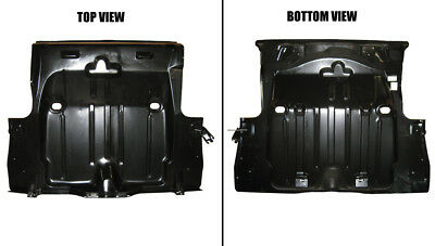 69 GM F-Body Complete Trunk Floor Pan  ** Modified for MINI TUBS **