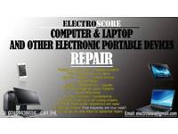 Computer & Laptop and other electronic device repair