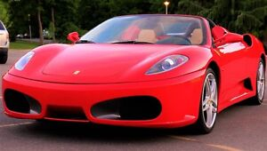 2006 Ferrari F430 SPYDER | F1 | LEASE IT FOR 1200/MONTHLY