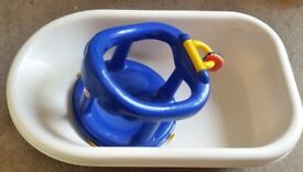 Baby Bath Tub & Bath Seat