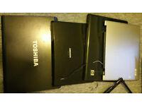 Joblot Mixed Laptops Parts