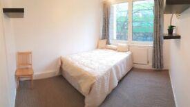 big double room 4min walk Royal Oak/Warwick Avenue/Little Venice, w2!