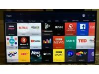 48in Samsung 4K SMART 3D ULTRA HD TV [NO STAND]