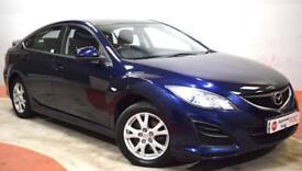 MAZDA 6 1.8 SAKATA 5 Door Hatchback (blue) 2012