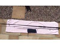 SHIMANO STRADIC SPECIMEN 12ft CARP ROD 2.25LB TEST CURVE EXCELLENT CONDITION