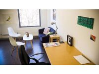 Desk space in lovely office - £199 or £350 both p/month bills incl - 5min away from Broadway Market