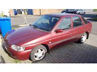 1997 Ford Escort SI *VERY RARE CAR* but SORN