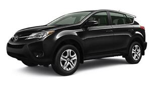 2014 Toyota RAV4 LE AWD UPGRADE PACKAGE  WITH ONLY 34601 KMS !