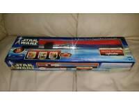 Star Wars skywalker interactive lightsaber