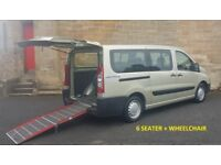 2011 Peugeot Expert Horizon hdi diesel LWB ⭐ wheelchair access vehicle disabled ⭐ FREE UK DELIVERY