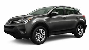 2014 Toyota RAV4 LE AWD UPGRADE PACKAGE!!