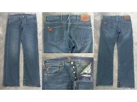 5 pairs of Designer Jeans for Sale at just £10 per pair