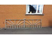 Gates galvanised steel