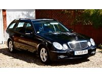 Mercedes E220 CDI Avantgarde Estate - Excellent Condition
