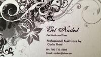 Get Nailed - Quality Gel Nails and Toes       by Carla Hunt