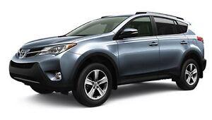 2013 Toyota RAV4 XLE - WITH NAVIGATION !!