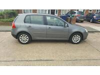 2007 57 Volkswagen Golf 1.9 105 SE Grey