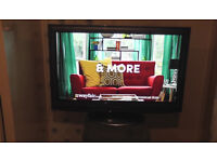 Panasonic 32inch Full HD 1080p LED TV Freeview HD, Freesat hdmi usb Perfect Working Order, No Offers