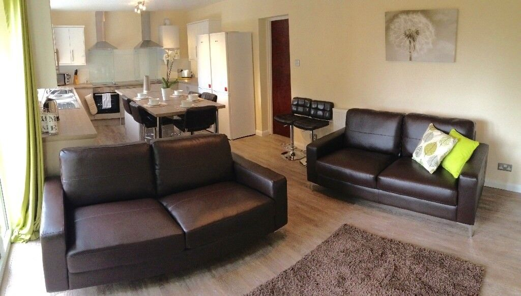 En-Suite Double Room in Professional House Share, Fully Furnished in Shoreham
