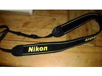 Nikon camera strap