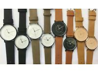 Handmade watches for men and women