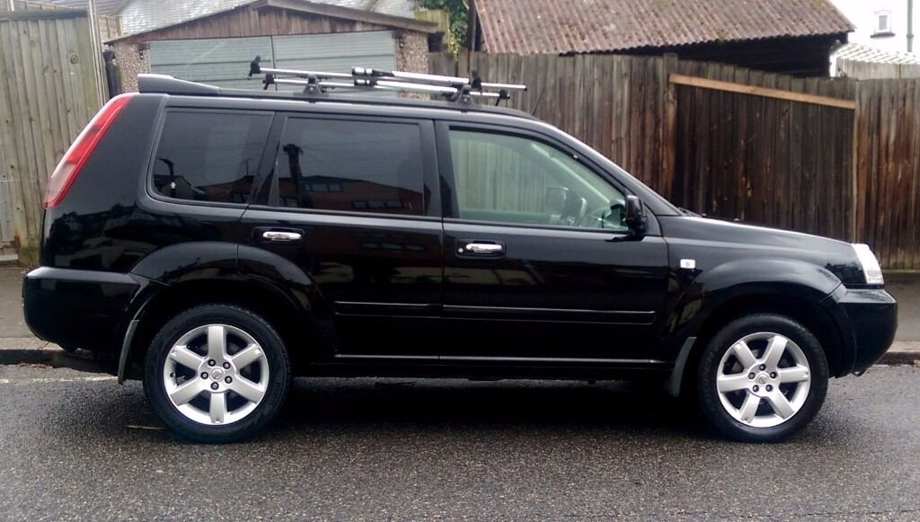 2006 nissan x trail 2 2 dci columbia 5dr full nissan history warranty in wandsworth london. Black Bedroom Furniture Sets. Home Design Ideas
