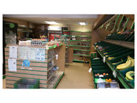 Fully fitted grocery newsagent, Dundee Central location.