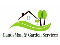 HandyMan & Garden Services- Gardening, Grounds Maintenance, Tree Work, Gutter Cleaning, Fence & Gate